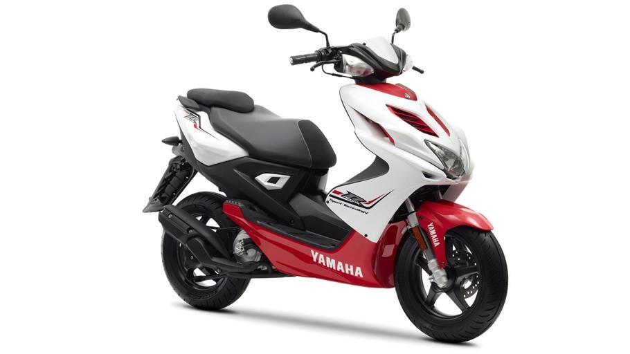 YAMAHA Aerox models - autoevolution