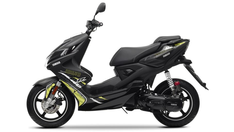 yamaha aerox r naked 2012 2013 autoevolution. Black Bedroom Furniture Sets. Home Design Ideas