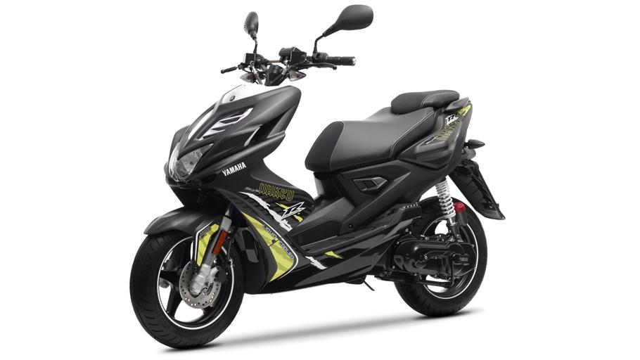 yamaha aerox r naked specs 2012 2013 2014 autoevolution. Black Bedroom Furniture Sets. Home Design Ideas