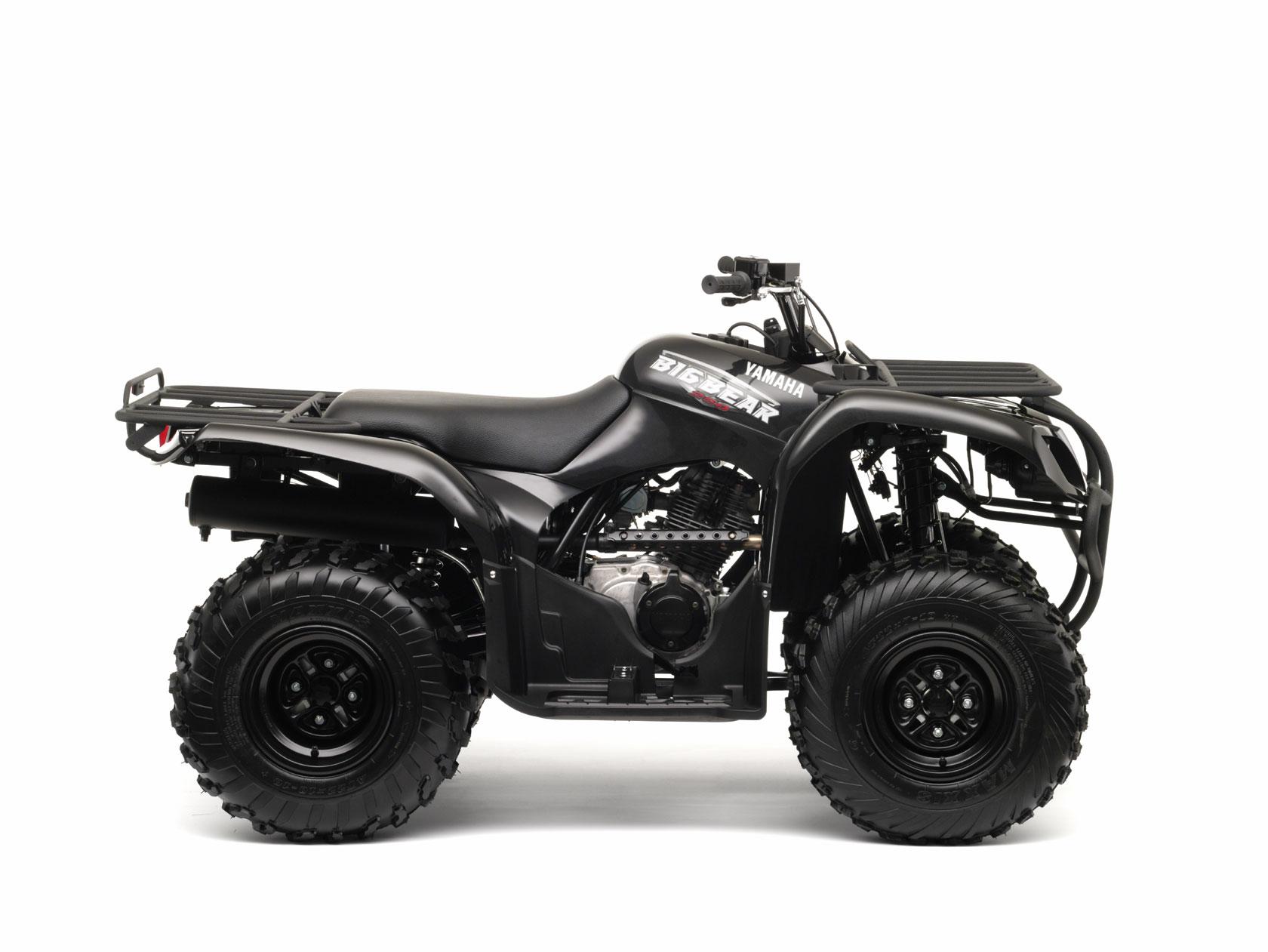 Yamaha Big Bear X Top Speed