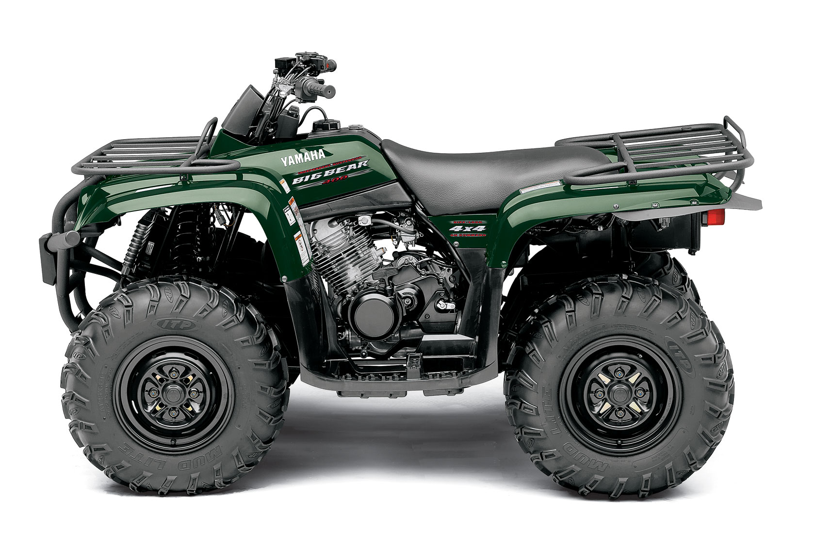 Yamaha Big Bear 400 Specs 2009 2010 Autoevolution