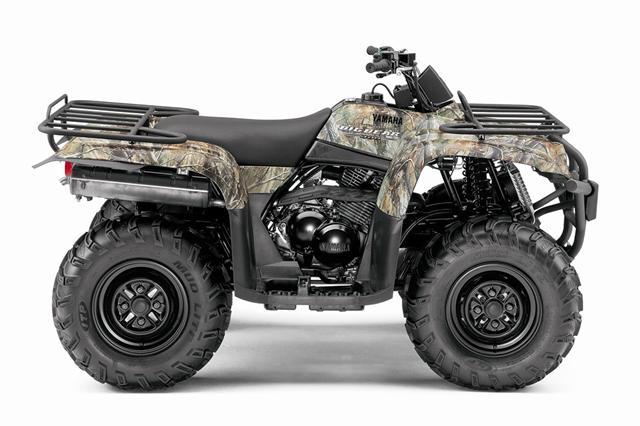 Yamaha Big Bear  Rear Differential