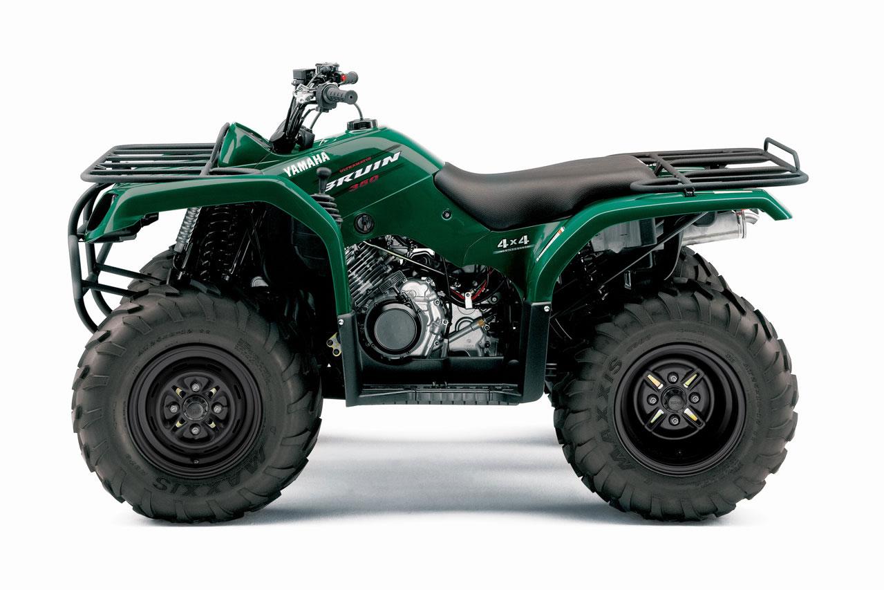 Yamaha Bruin  X