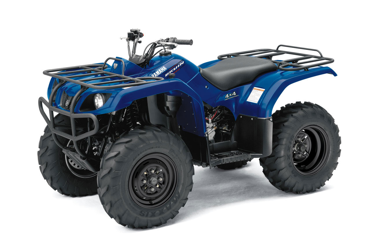 Yamaha Grizzly  Specs