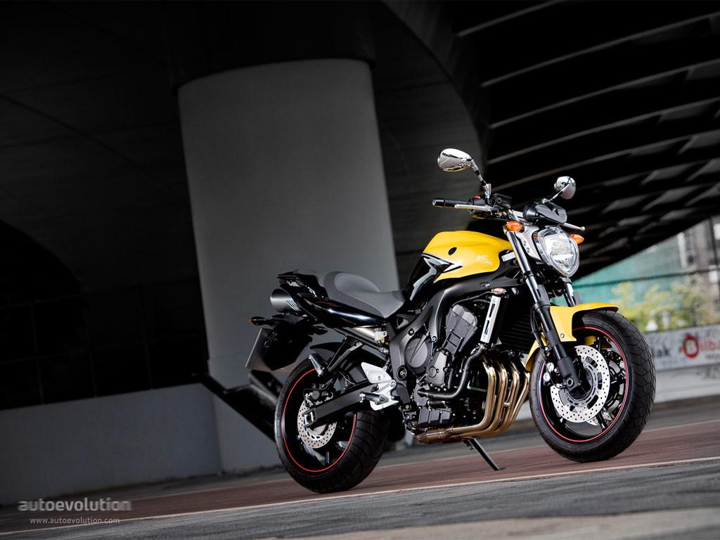 Yamaha Fz6 S2 2006 2007 2008 2009 2010 2011 2012