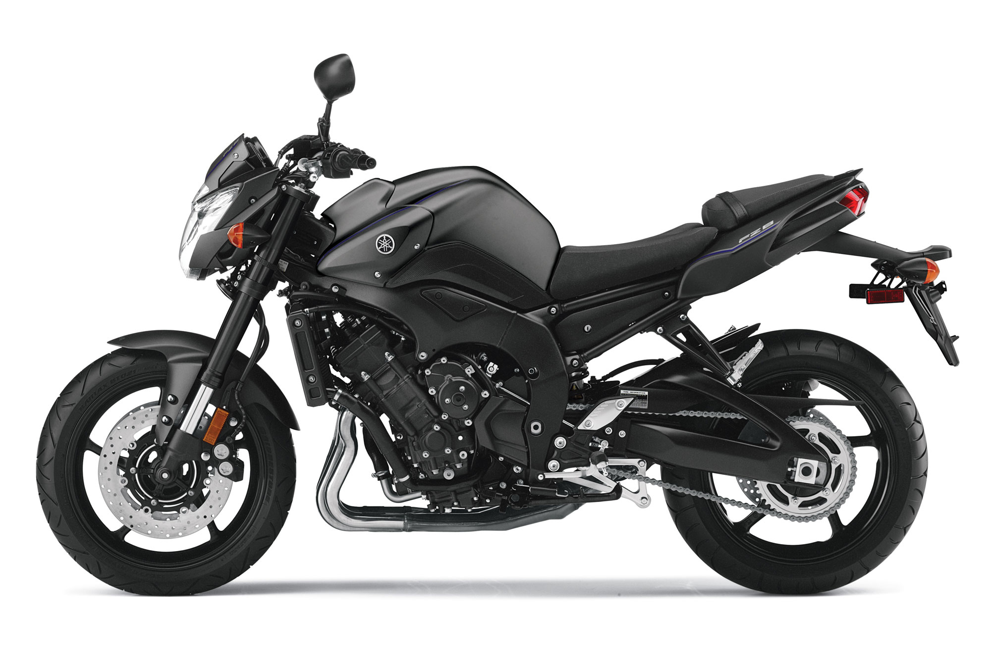 yamaha fz8 specs 2011 2012 autoevolution. Black Bedroom Furniture Sets. Home Design Ideas