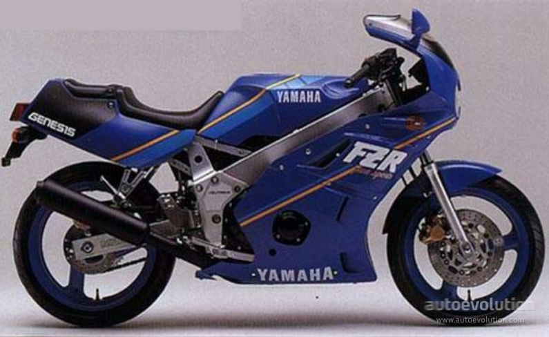 Yamaha Fzr Upgrades