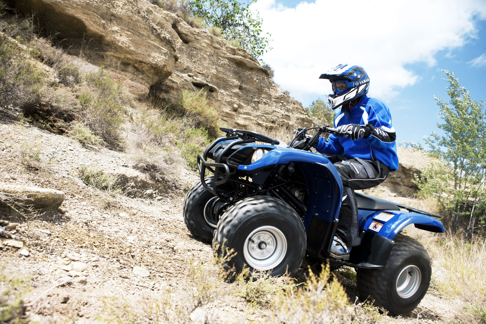 YAMAHA Grizzly 125 specs - 2008, 2009 - autoevolution