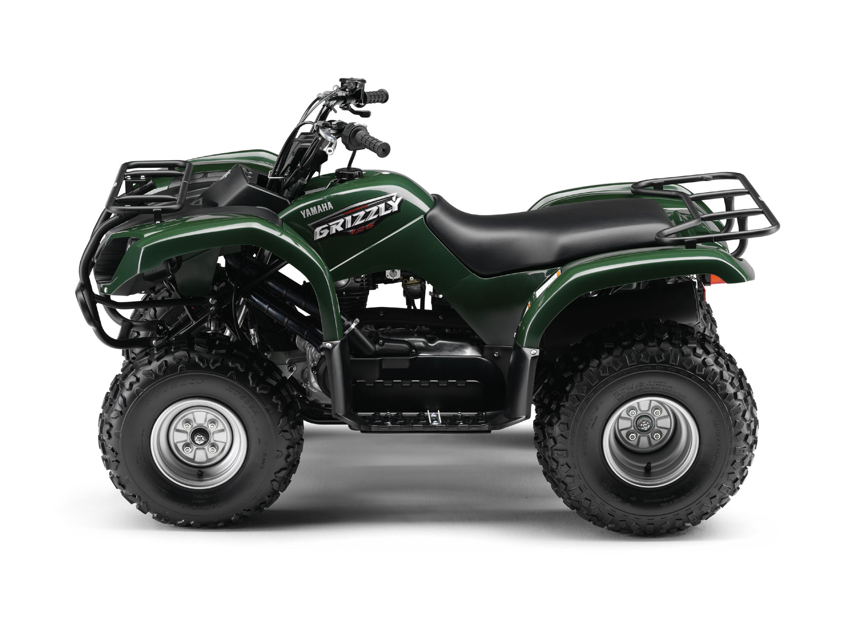 Yamaha Grizzly  Performance Upgrades