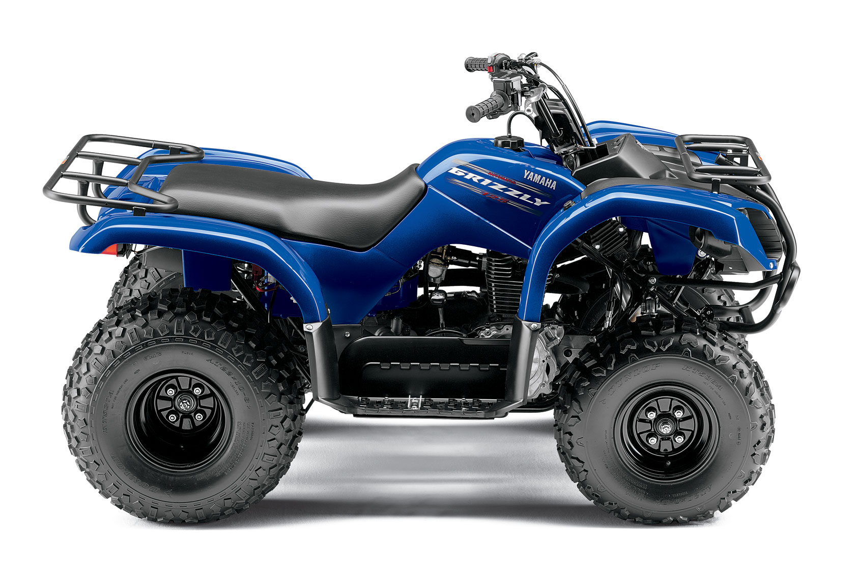 yamaha grizzly 125 specs 2010 2011 autoevolution. Black Bedroom Furniture Sets. Home Design Ideas