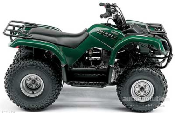 yamaha grizzly 125 automatic specs 2005 2006 2007. Black Bedroom Furniture Sets. Home Design Ideas