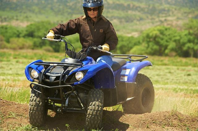 YAMAHA Grizzly 125 Automatic specs - 2011, 2012 - autoevolution