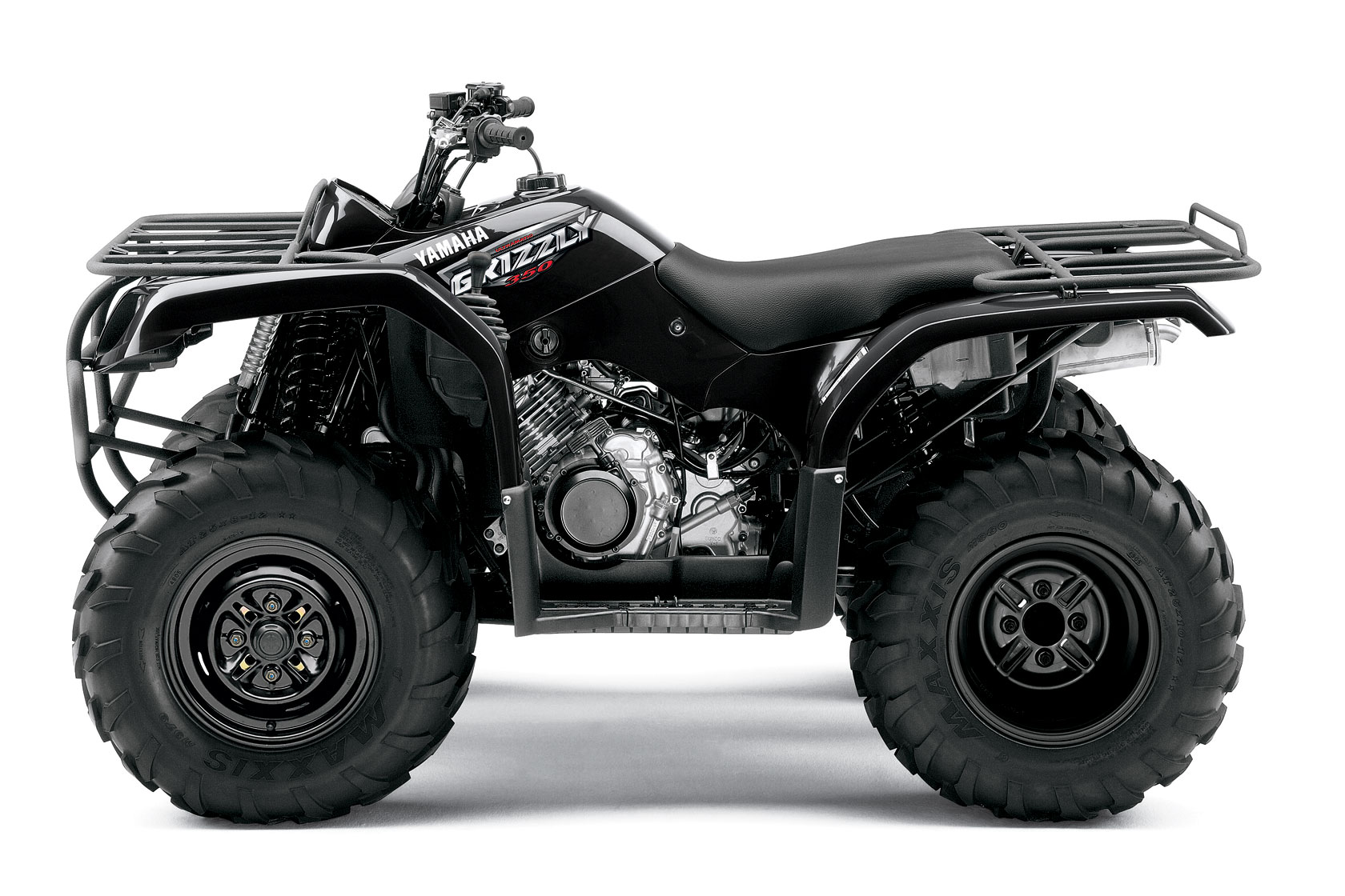 YAMAHAGrizzly3502WD 4116_2 yamaha grizzly 350 2wd specs 2008, 2009 autoevolution yamaha grizzly 350 wiring diagram at eliteediting.co