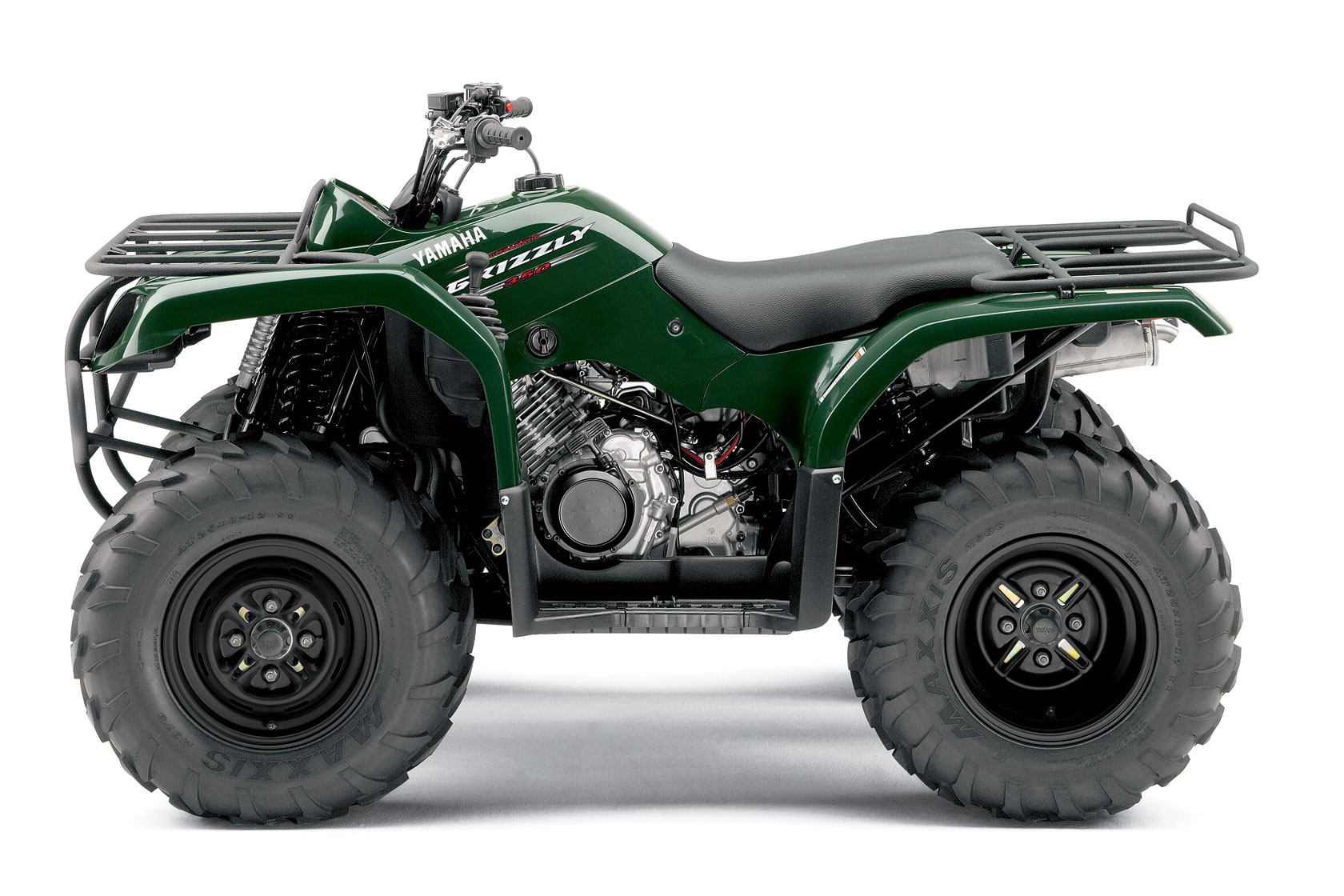 yamaha grizzly 350 2wd specs 2010 2011 autoevolution. Black Bedroom Furniture Sets. Home Design Ideas