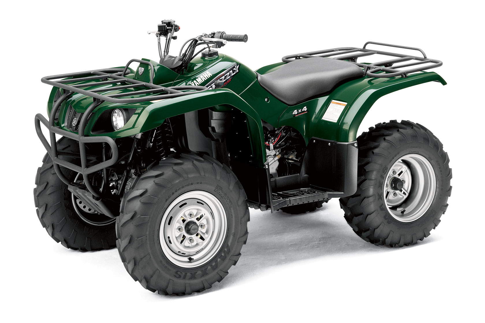 yamaha grizzly 350 4x4 specs 2008 2009 autoevolution