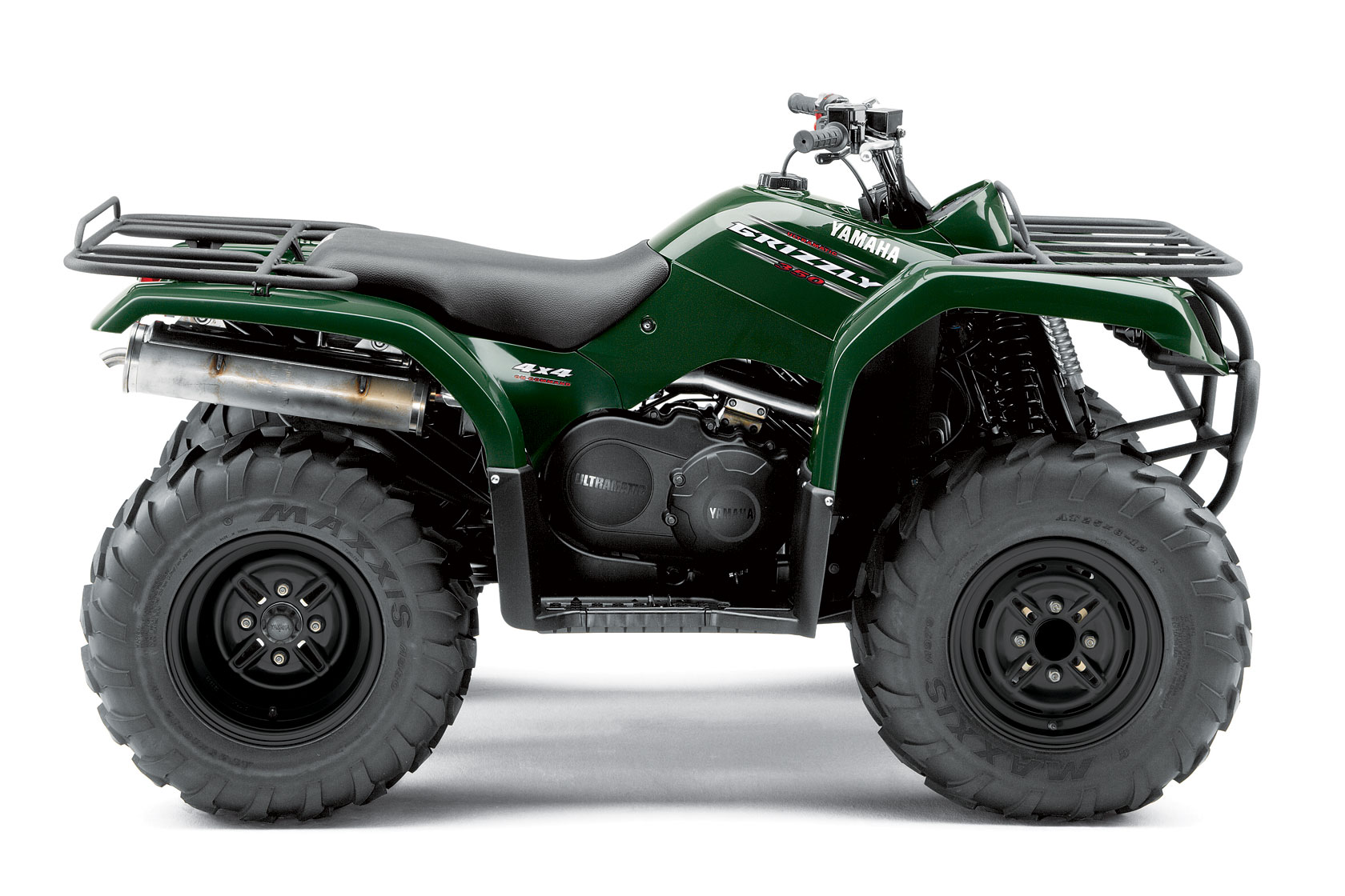Yamaha grizzly 350 4x4 specs 2009 2010 autoevolution for Yamaha 350 4x4