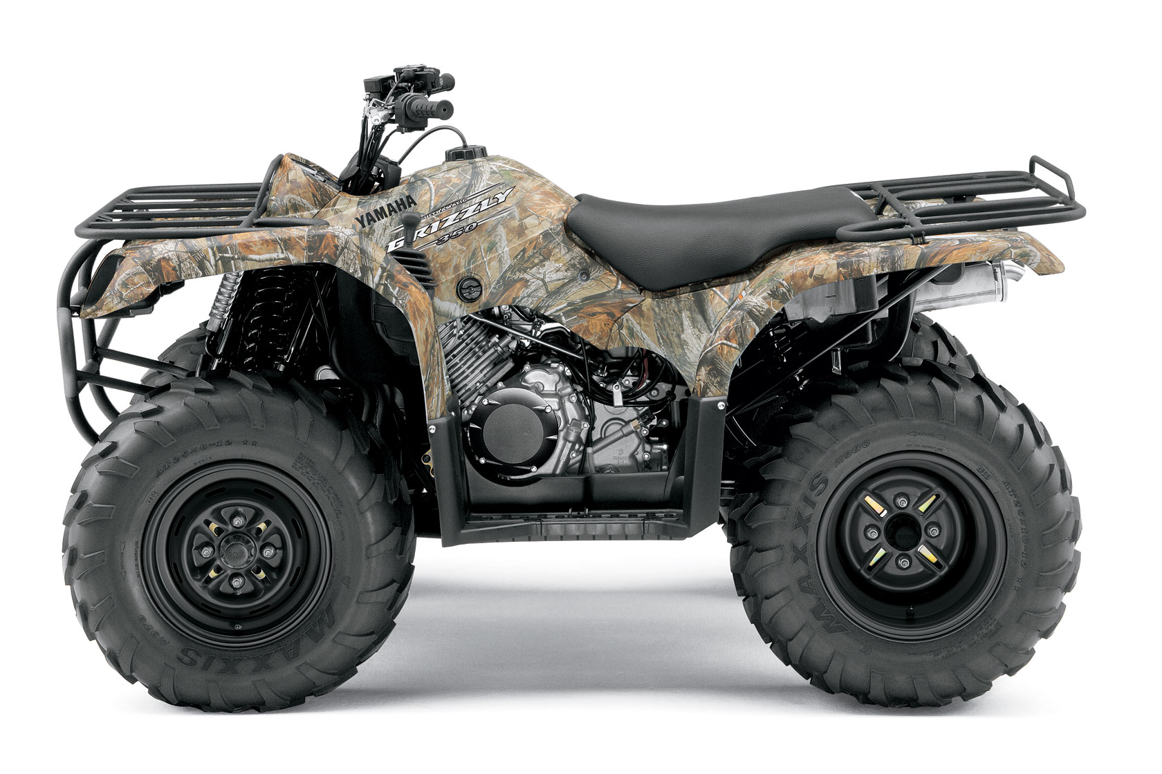 yamaha grizzly 350 4x4 specs 2010 2011 autoevolution. Black Bedroom Furniture Sets. Home Design Ideas