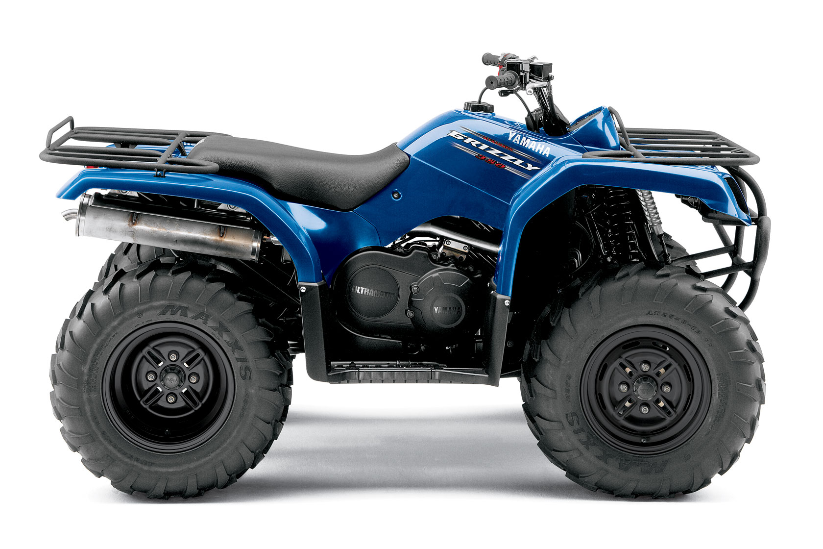 Yamaha grizzly 350 4x4 specs 2010 2011 autoevolution for Yamaha 350 grizzly