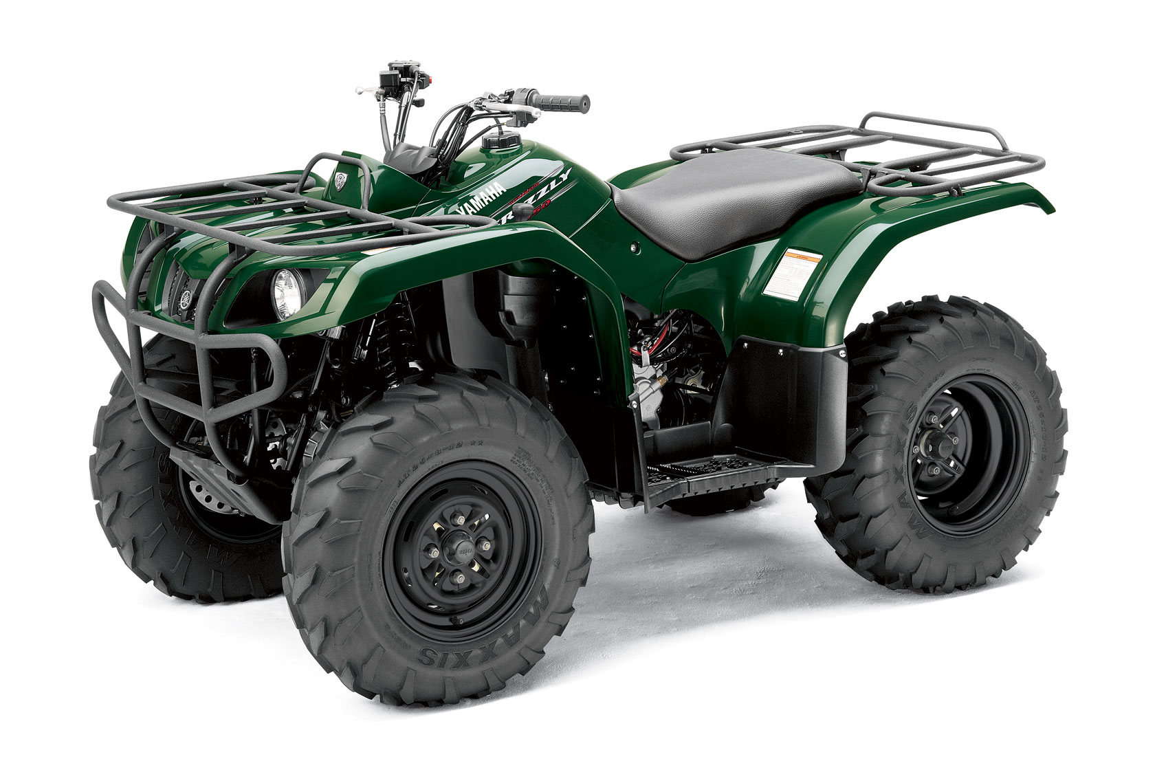 Yamaha grizzly 350 4x4 specs 2010 2011 autoevolution for Yamaha 350 4x4