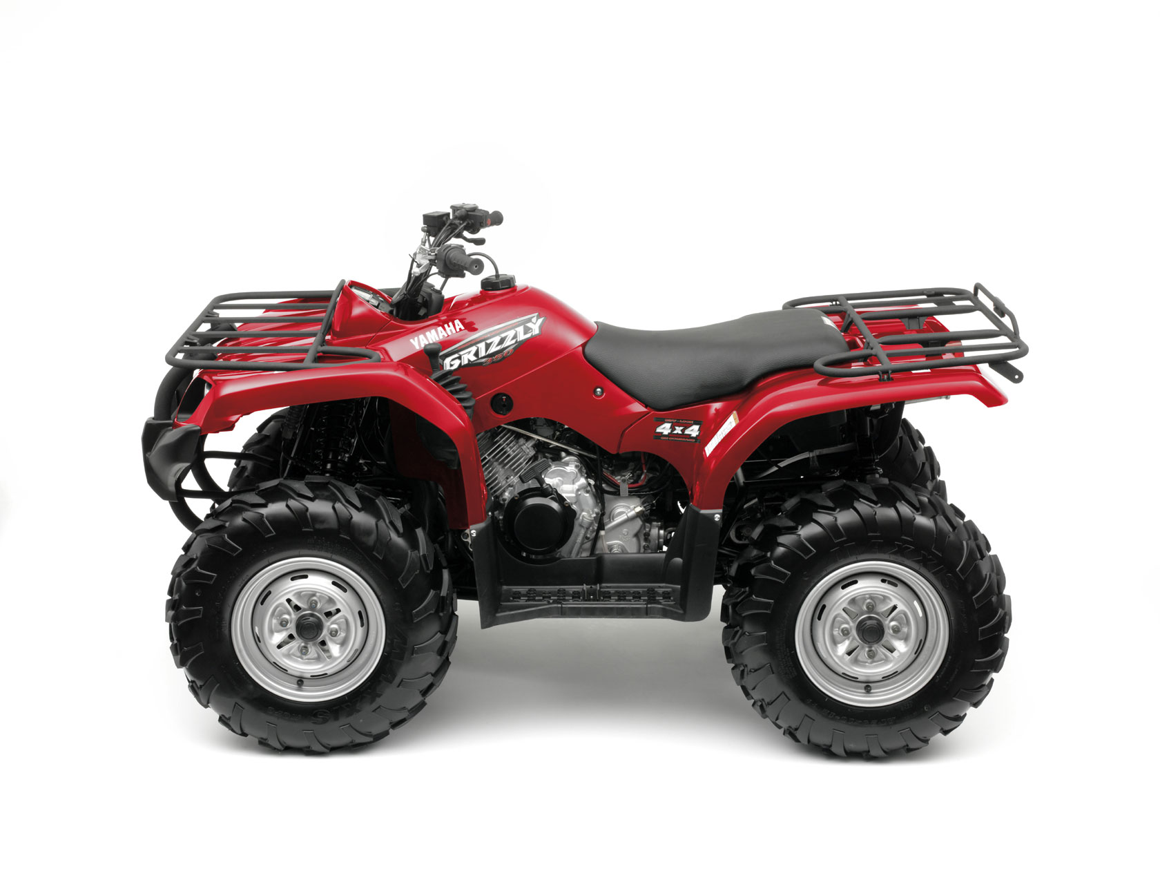 Yamaha Grizzly  X Irs Reviews