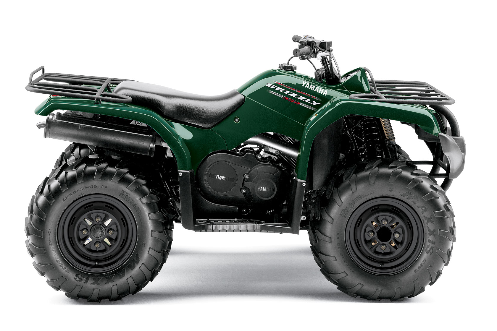 Yamaha grizzly 350 4x4 irs 2010 2011 autoevolution for Yamaha 350 grizzly