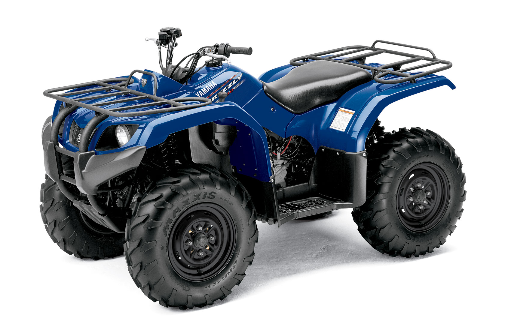 yamaha grizzly 350 4x4 irs specs 2010 2011 autoevolution