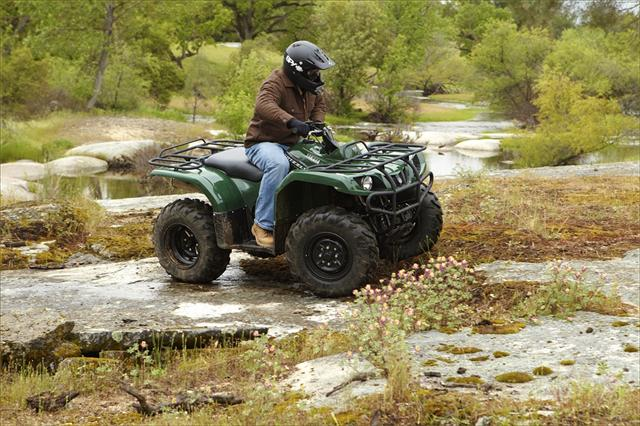 yamaha grizzly 350 automatic specs 2010 2011 autoevolution. Black Bedroom Furniture Sets. Home Design Ideas