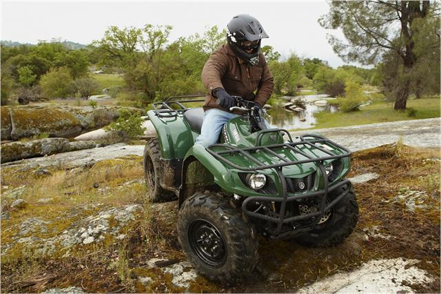 Yamaha Grizzly 350 Automatic Specs 2010 2011