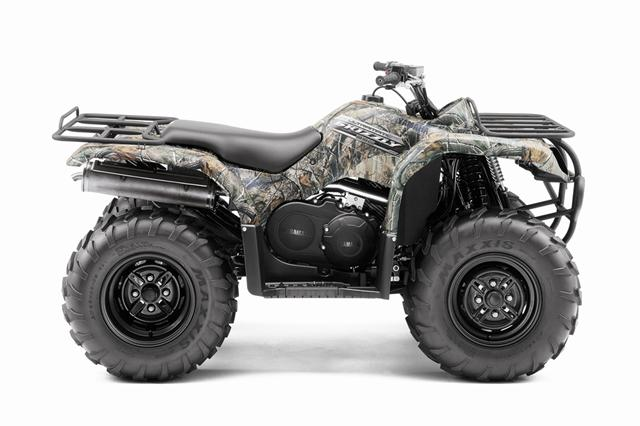 Yamaha Grizzly  Battery Specifications
