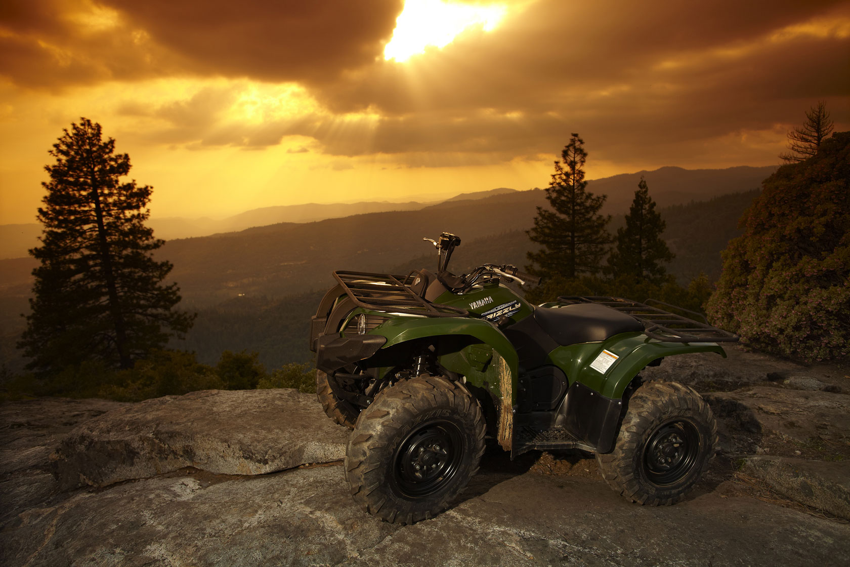 Yamaha Side By Side >> YAMAHA Grizzly 450 4x4 EPS specs - 2010, 2011 - autoevolution