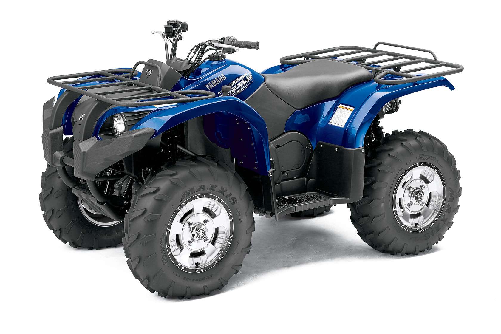 Yamaha grizzly 450 4x4 eps specs 2010 2011 autoevolution for Yamaha kodiak 700 top speed