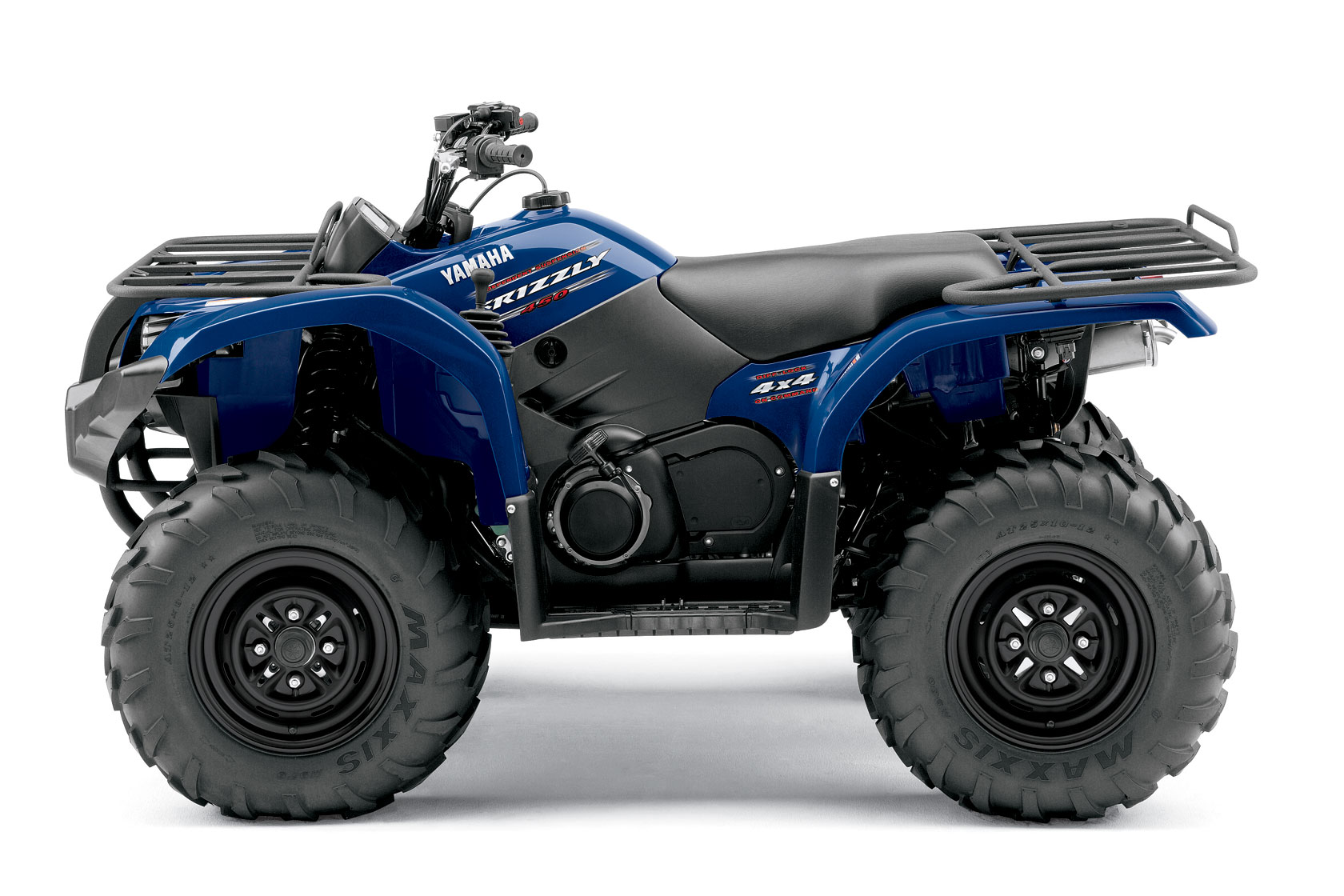 Yamaha grizzly 4504x4 irs specs 2009 2010 autoevolution for 2009 yamaha grizzly 450 value