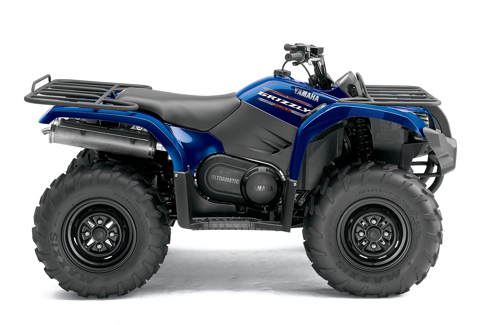 Yamaha Grizzly 450 4x4 Specs - 2010  2011