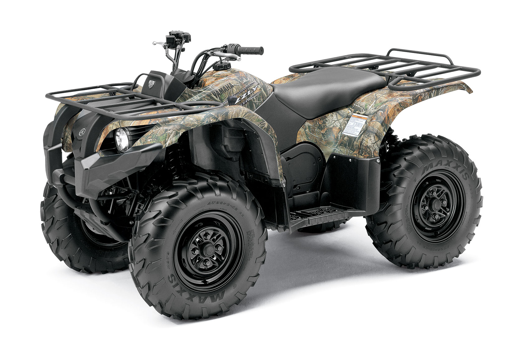 Yamaha grizzly 450 4x4 2010 2011 autoevolution for Yamaha grizzly 4x4