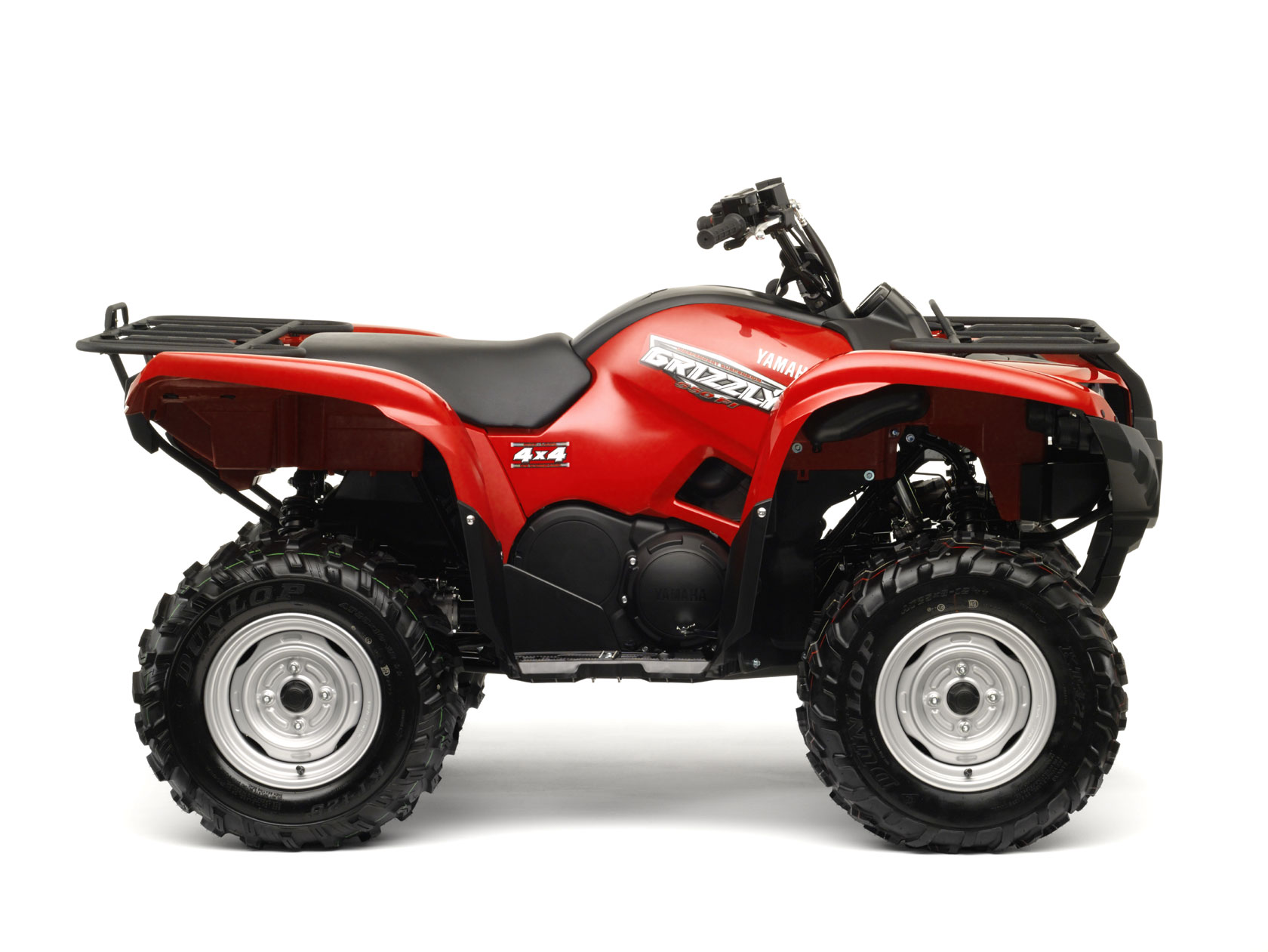 YAMAHA Grizzly 550 FI specs - 2008, 2009 - autoevolution