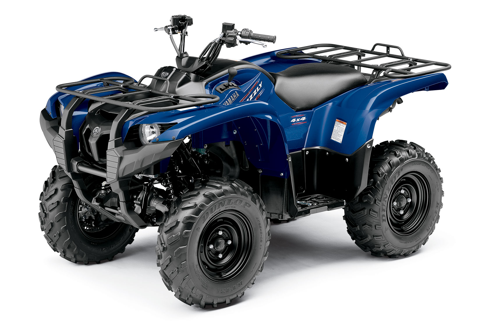 YAMAHA Grizzly 550 FI specs - 2009, 2010 - autoevolution