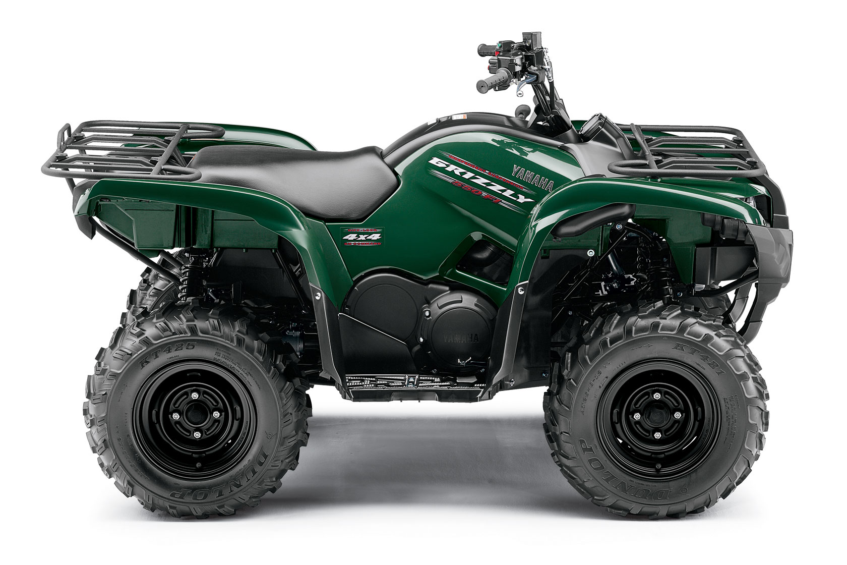 Yamaha grizzly 550 fi specs 2009 2010 autoevolution for Yamaha clp 550 specifications
