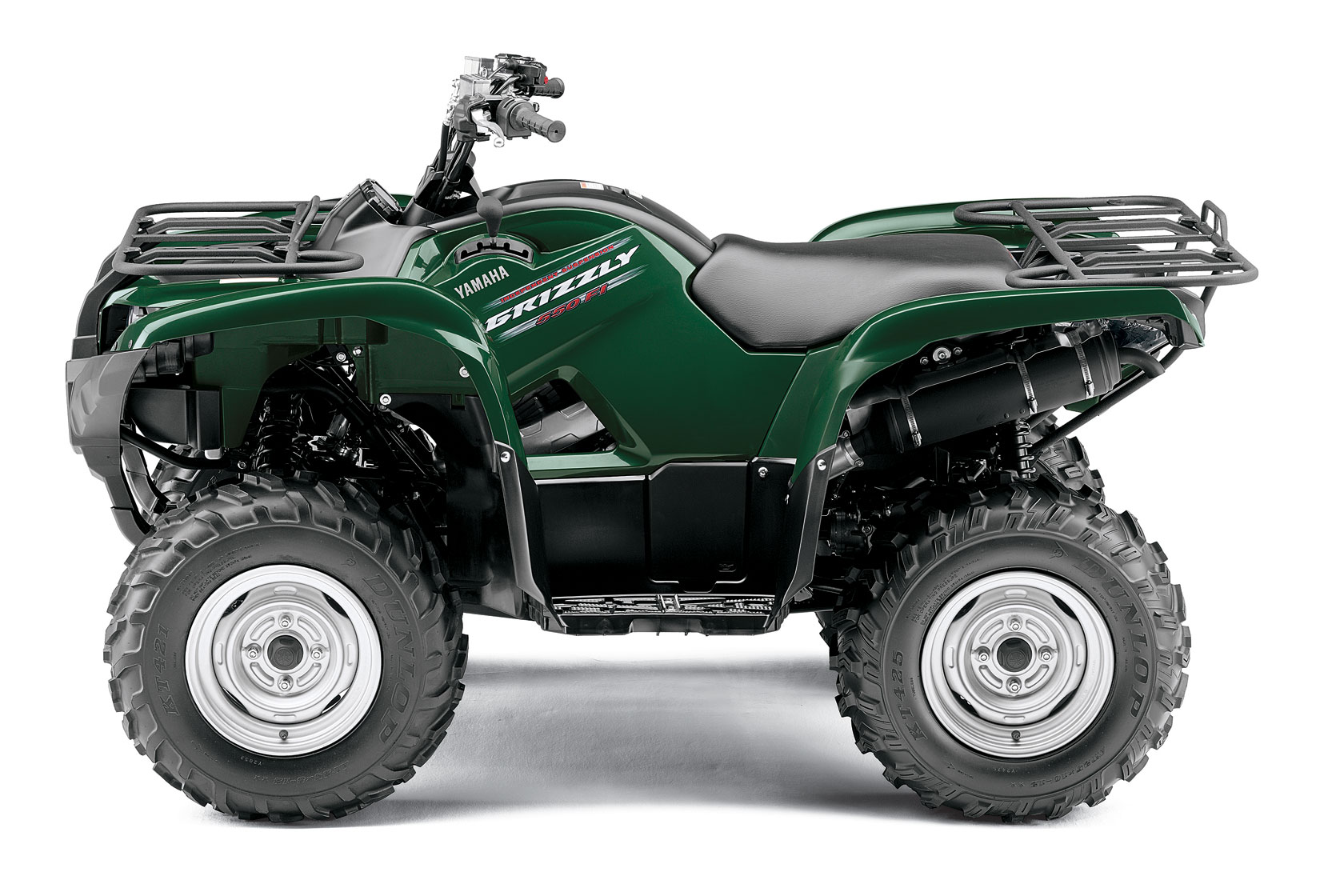 yamaha grizzly 550 fi 4x4 specs 2010 2011 autoevolution. Black Bedroom Furniture Sets. Home Design Ideas