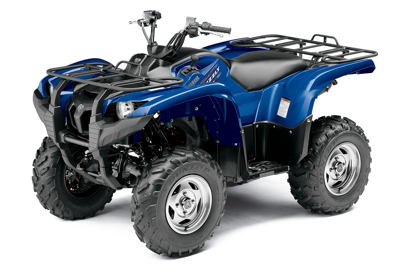 Yamaha grizzly 550 fi 4x4 specs 2010 2011 autoevolution for Yamaha clp 550 specifications