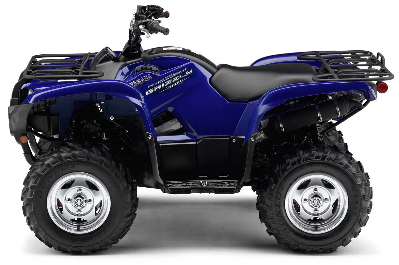Yamaha grizzly 550 fi 4x4 eps special edition specs 2010 for Yamaha clp 550 specifications