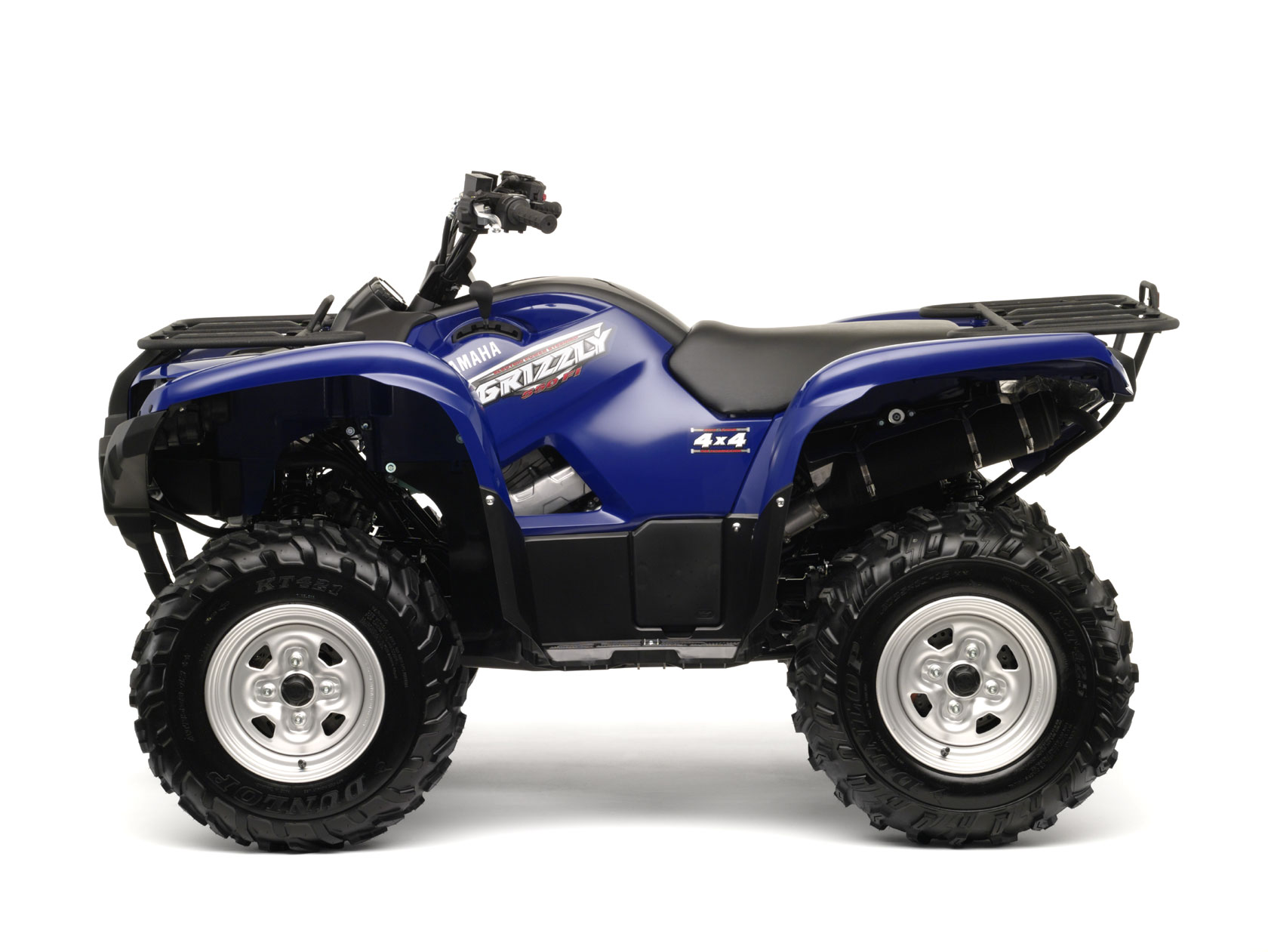 YAMAHA Grizzly 550 FI EPS specs - 2008, 2009 - autoevolution