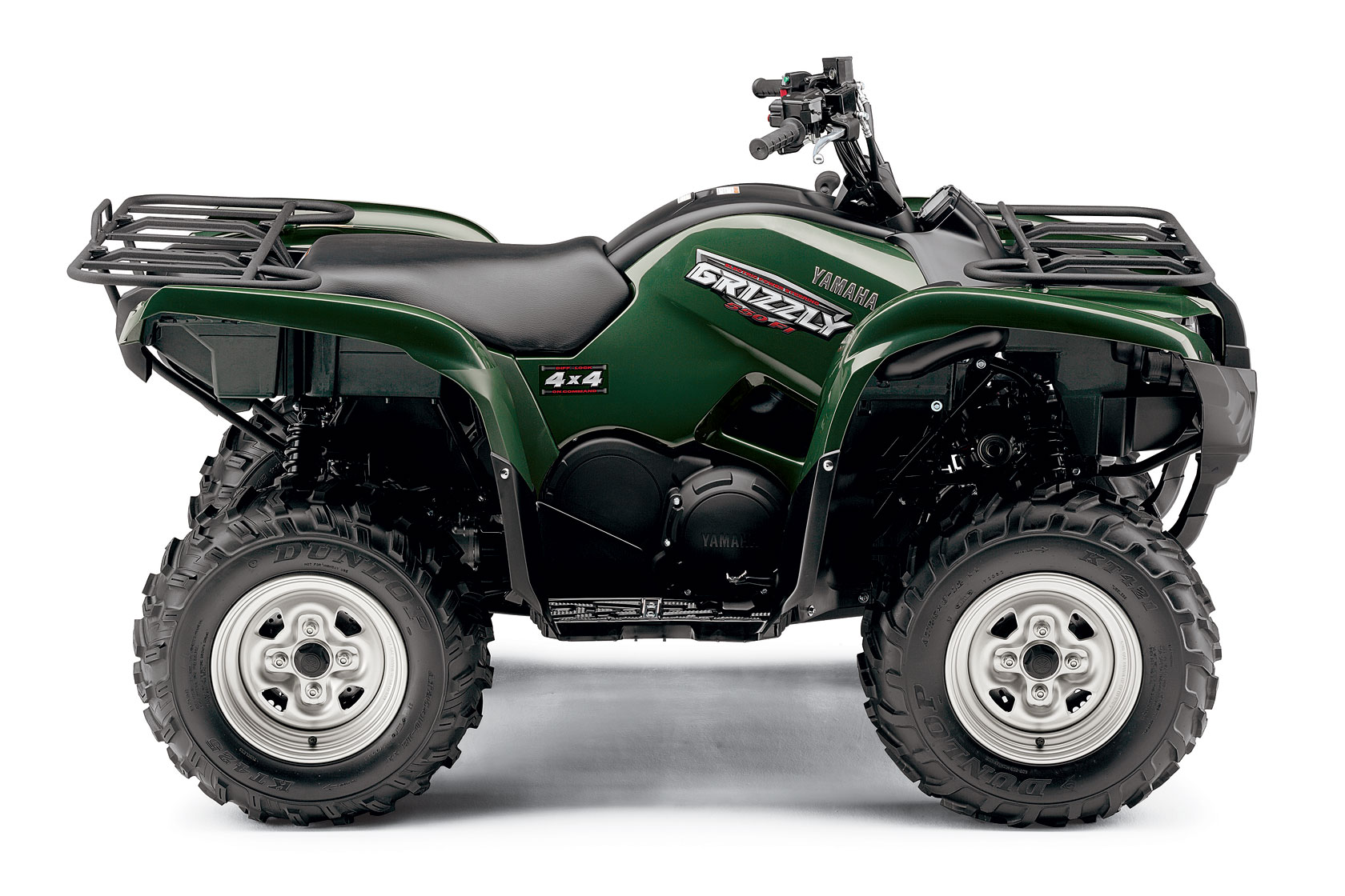 yamaha grizzly 550 fi eps specs 2008 2009 autoevolution. Black Bedroom Furniture Sets. Home Design Ideas