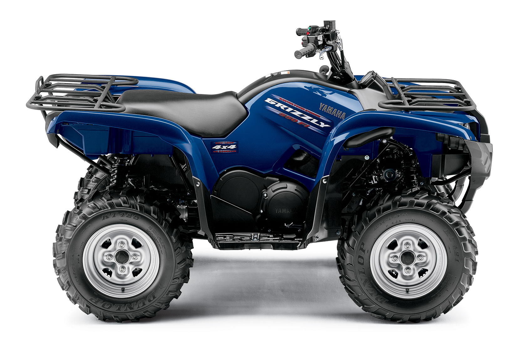 YAMAHA Grizzly 550 FI EPS specs - 2009, 2010 - autoevolution