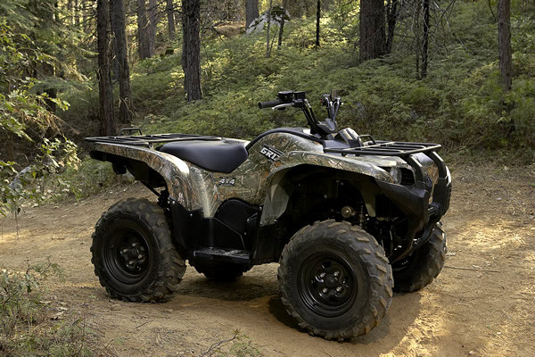 Yamaha grizzly 550 fi eps cam ap hd specs 2008 2009 for Yamaha clp 550 specifications