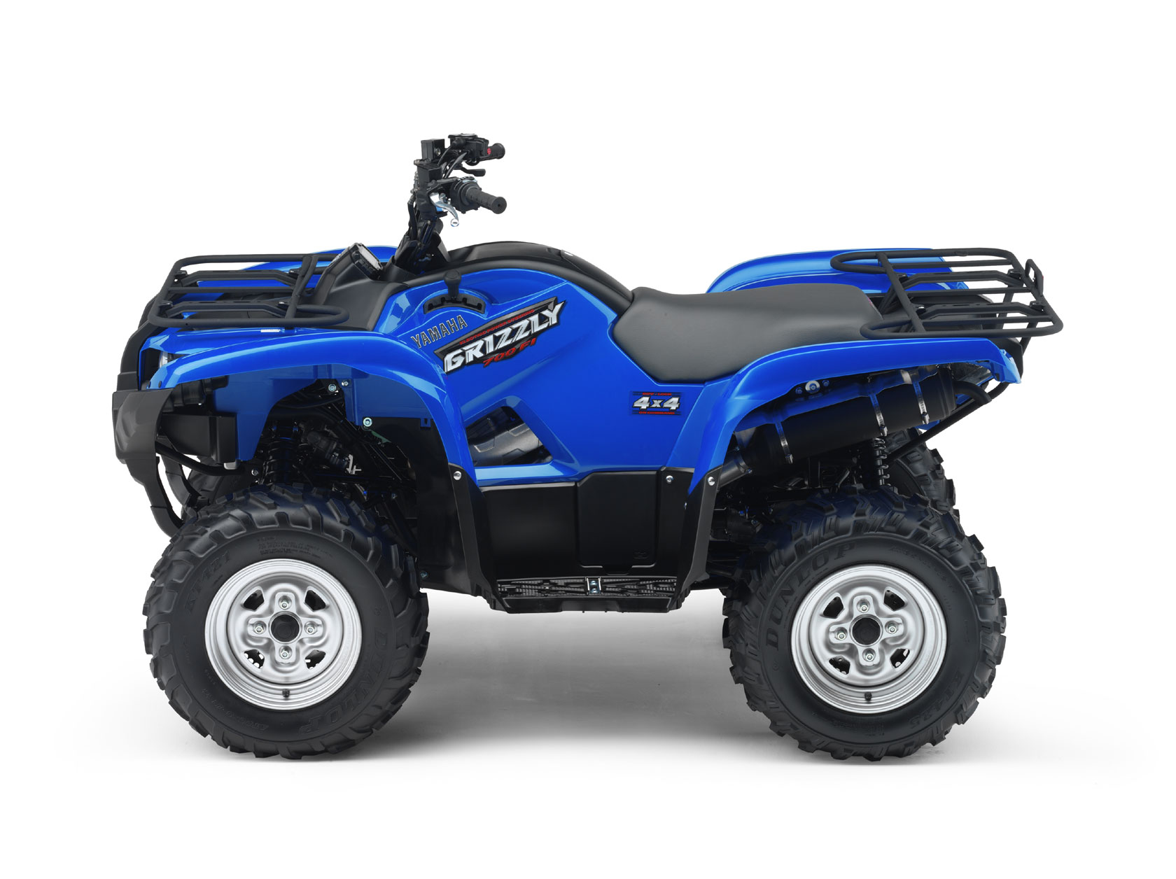 yamaha grizzly 700 fi 2008 2009 autoevolution. Black Bedroom Furniture Sets. Home Design Ideas