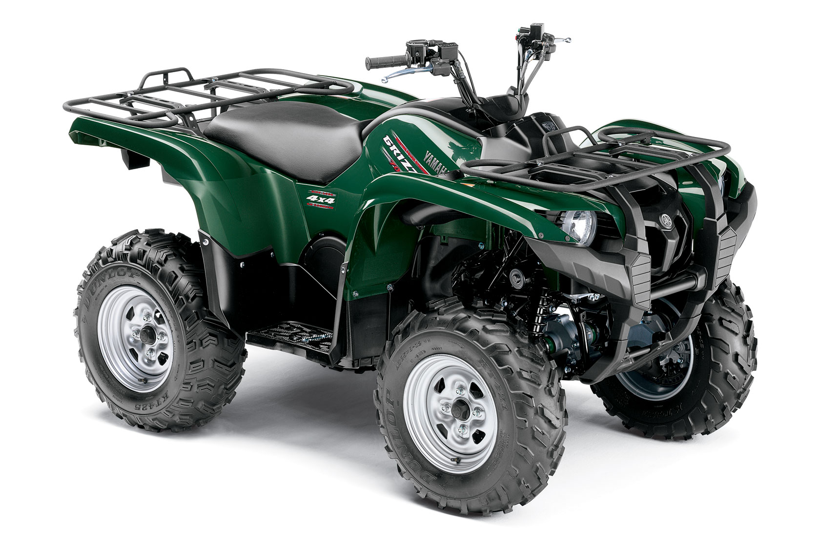 Yamaha grizzly 700 fi 4x4 eps specs 2009 2010 for Yamaha grizzly 4x4