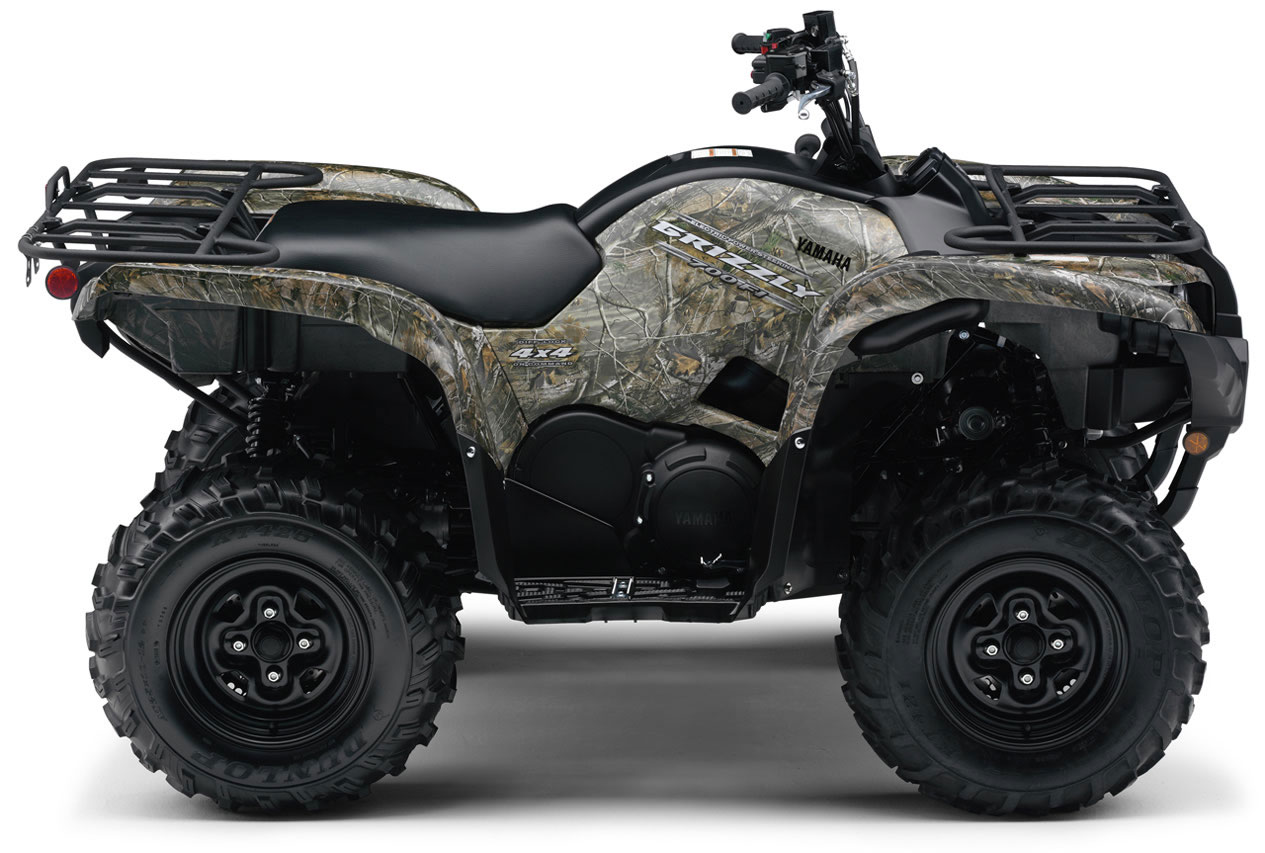 yamaha grizzly 700 fi 4x4 eps camoap hd specs 2009 2010 autoevolution. Black Bedroom Furniture Sets. Home Design Ideas