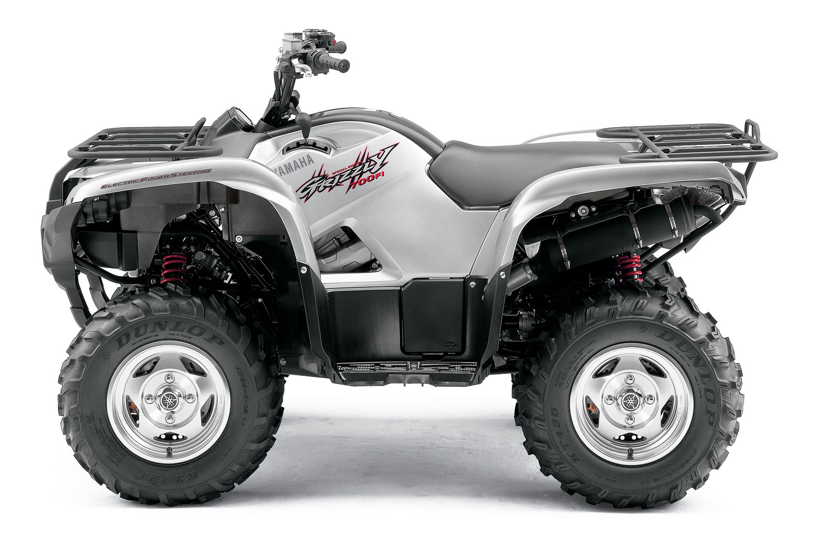 YAMAHA Grizzly 700 FI 4x4 EPS Special Edition Photo Gallery #1/4