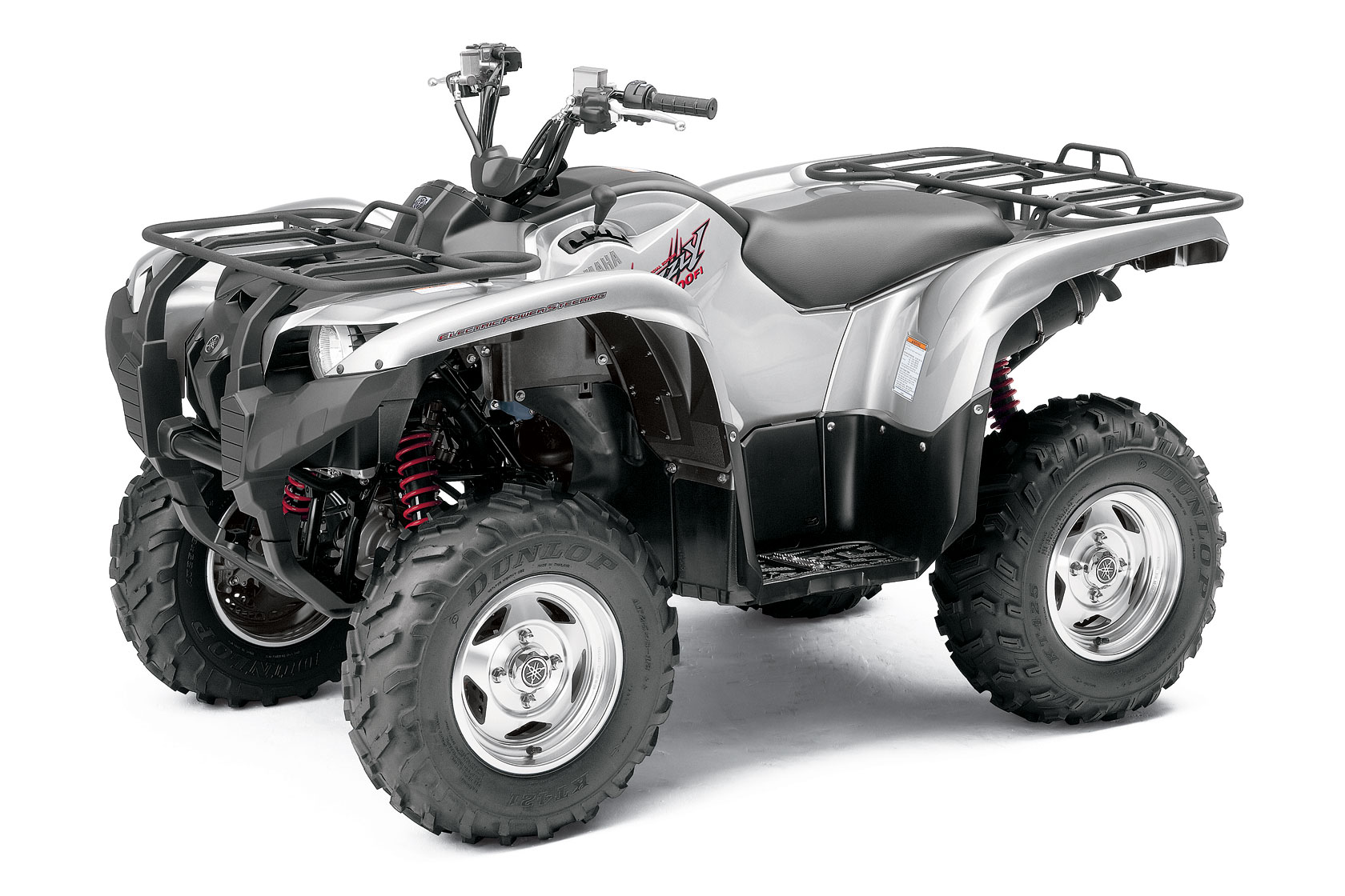 Yamaha grizzly 700 fi eps special edition 2009 2010 car for 2009 yamaha grizzly 450 value