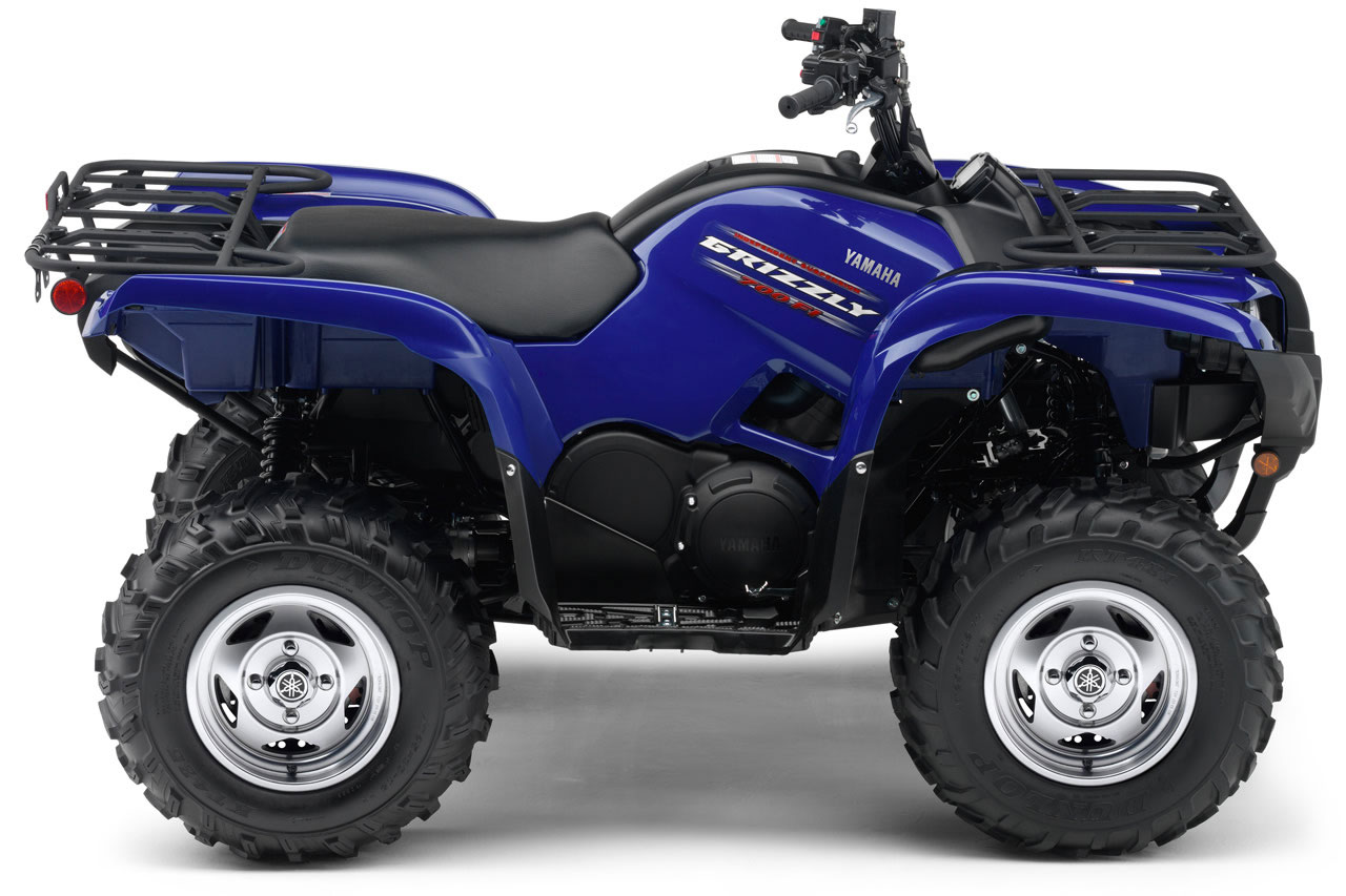 yamaha grizzly 700 fi 4x4 se specs 2010 2011 autoevolution. Black Bedroom Furniture Sets. Home Design Ideas